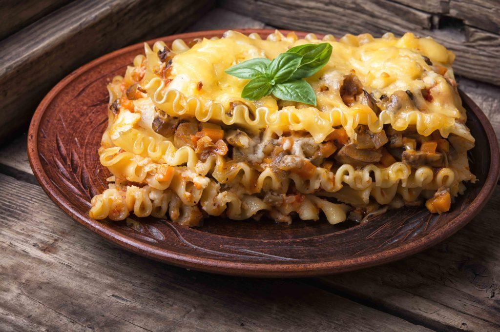 balsamico-lasagnes